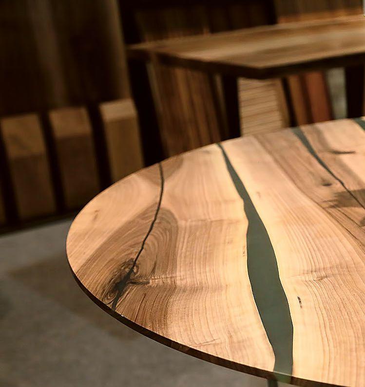 Купить полимерную столешницу в Екатеринбурге - Treelogia