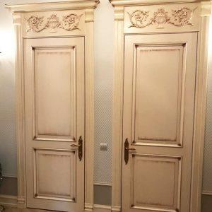 Изготовление дверей на заказ