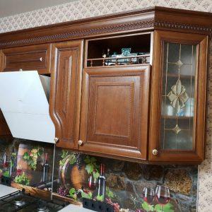 Изготовление кухни и сборка в Екатеринбурге