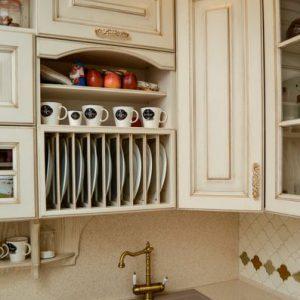 Изготовление кухни на заказ - столярная мастерская Treelogia