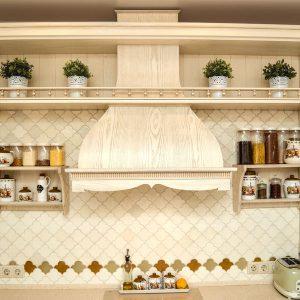 Изготовление кухни по индивидуальным размерам - столярная мастерская Treelogia