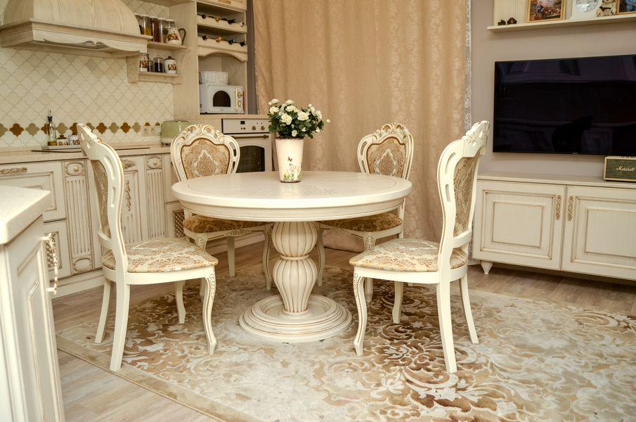 Изготовление кухонного стола под заказ - столярная мастерская Treelogia