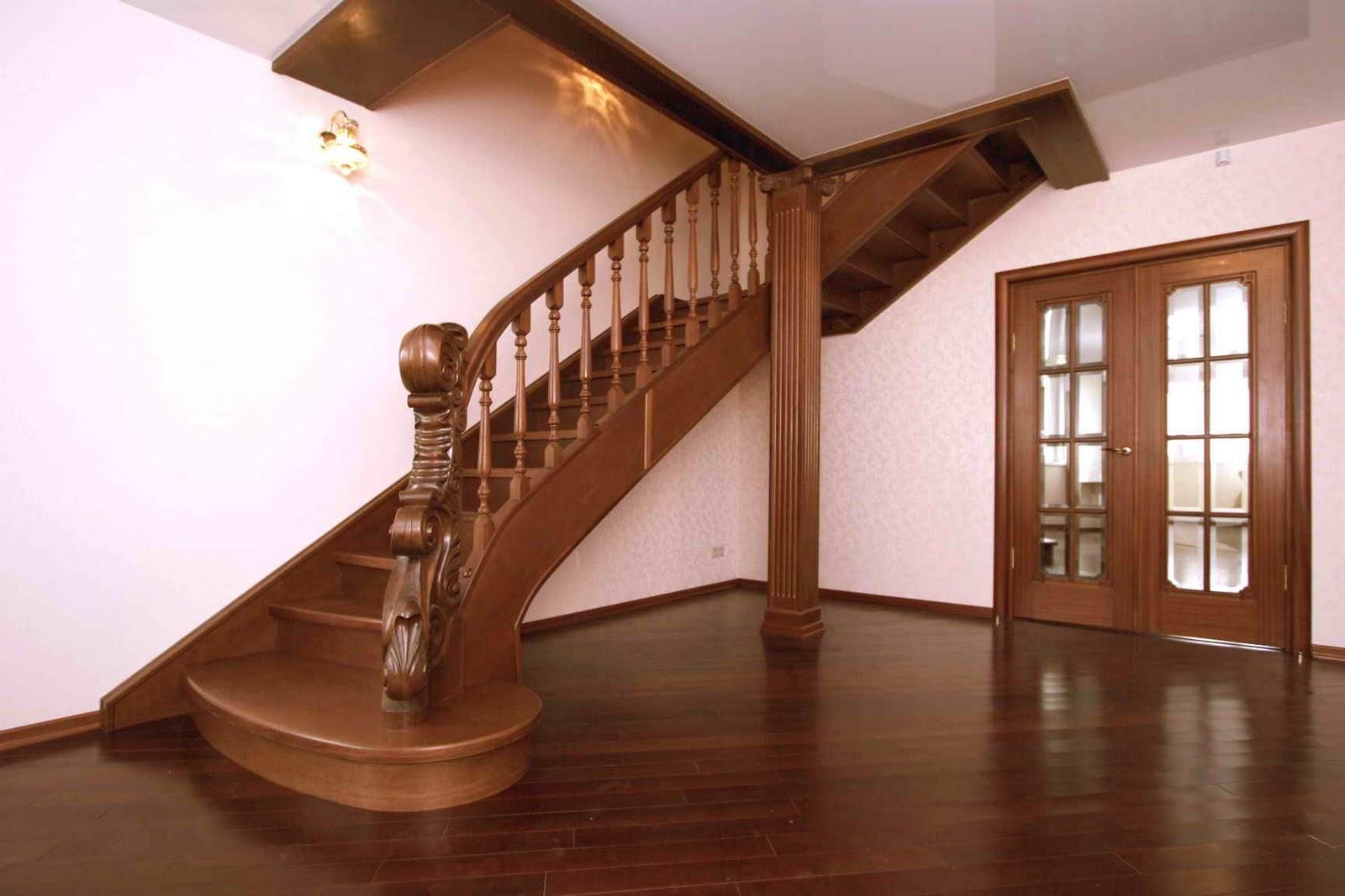 Изготовление лестниц на заказ в Екатеринбурге - столярная мастерская Treelogia