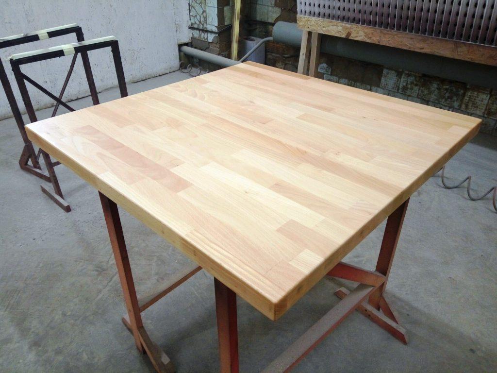 Изготовление столешниц из дерева на заказ в Екатеринбурге - столярная мастерская Treelogia