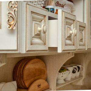 Кухни на заказ по индивидуальным размерам в Екатеринбурге - столярная мастерская Treelogia