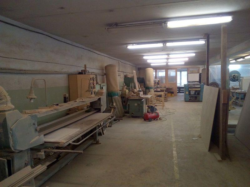 Открытая столярная мастерская