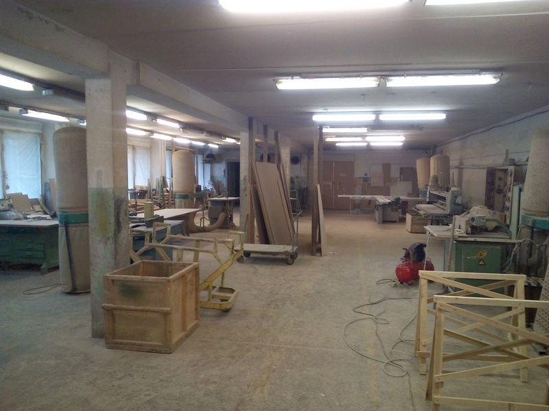 Столярная мастерская в Екатеринбурге