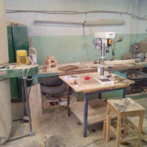 Столярное оборудование нашей мастерской