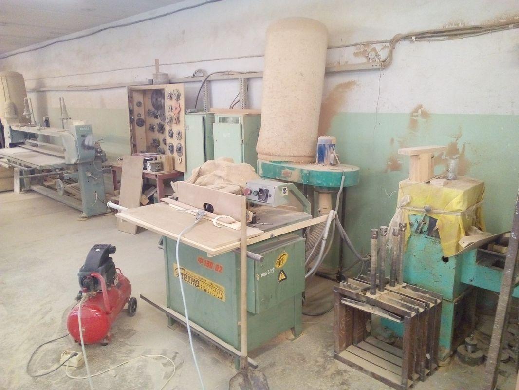 Столярное оборудование в Екатеринбурге
