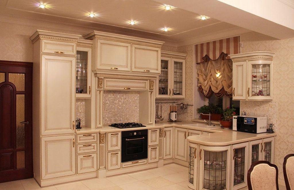 Заказать индивидуальную кухню в Екатеринбурге - столярная мастерская Treelogia
