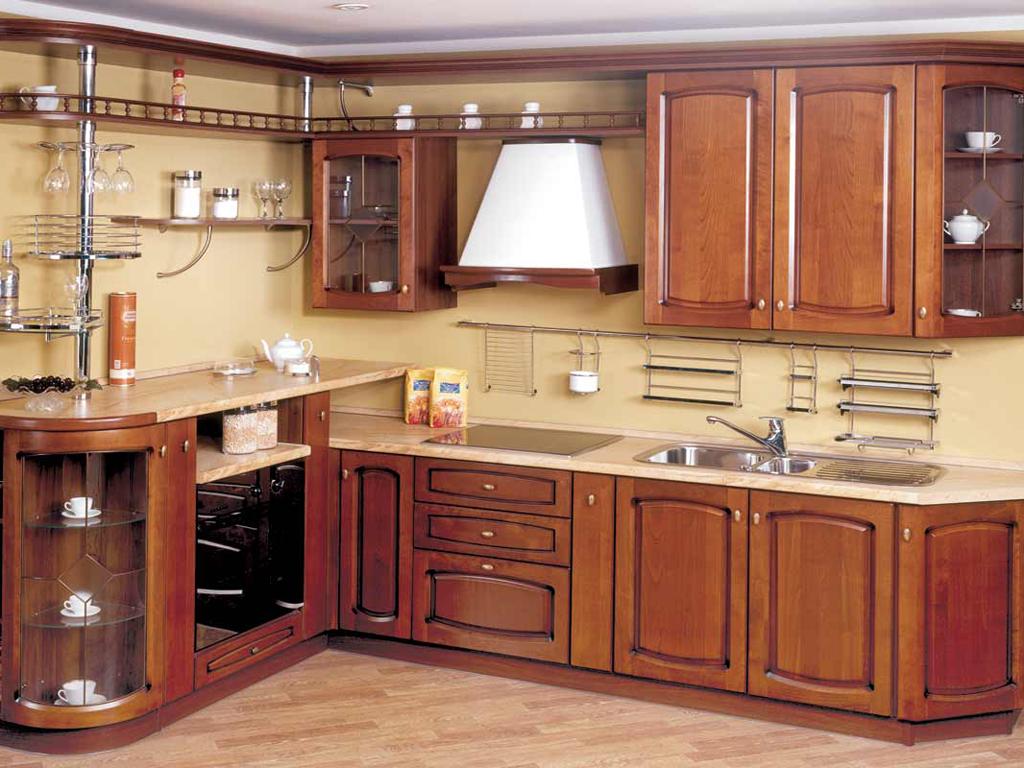 Заказать изготовление кухни в Екатеринбурге - столярная мастерская Treelogia