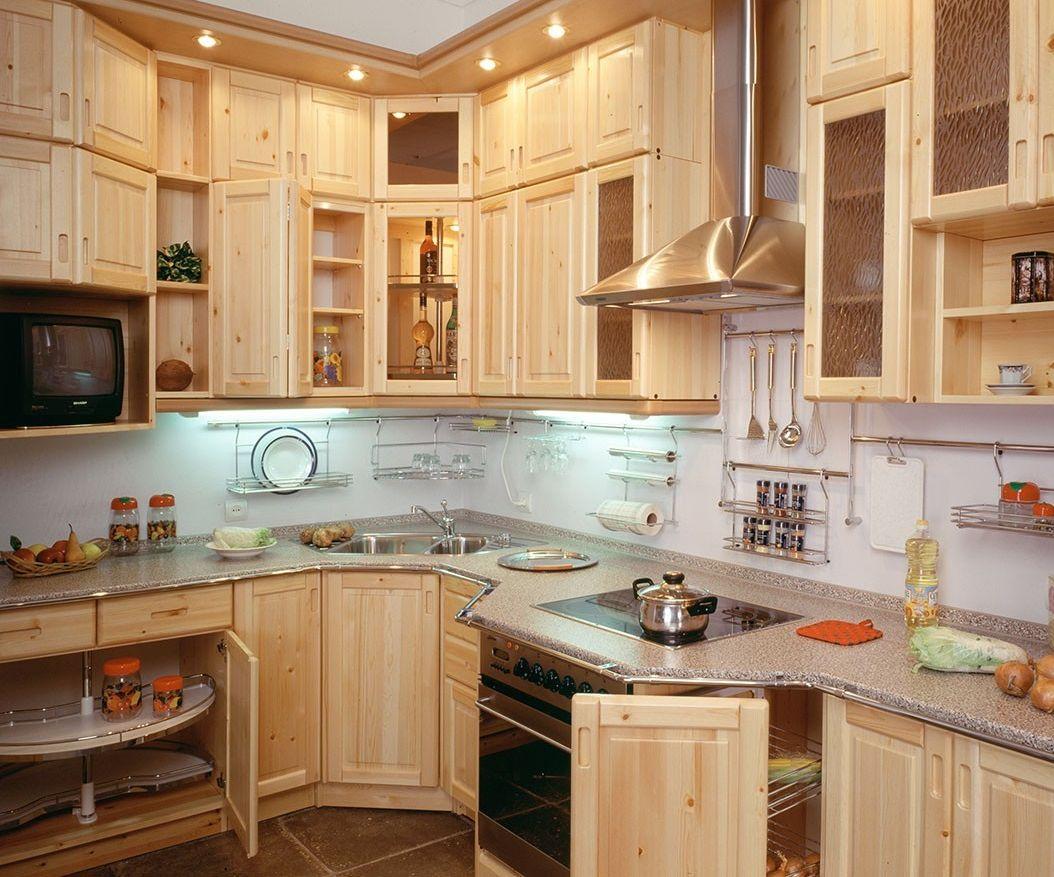 Изготовление кухни на заказ в Екатеринбурге - столярная мастерская Treelogia