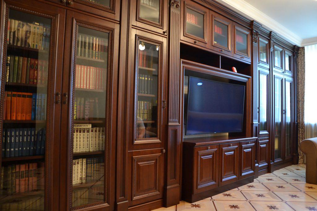 Изготовление шкафов на заказ - столярная мастерская Treelogia