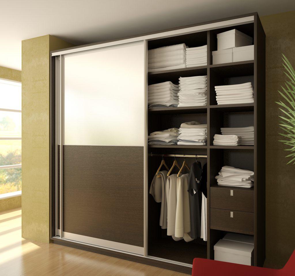 Пример комплектации шкафа на заказ