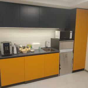 Кухня на заказ для офиса