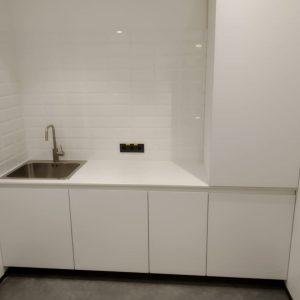 Кухонный уголок для офиса
