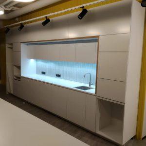 Офисное кухонное пространство