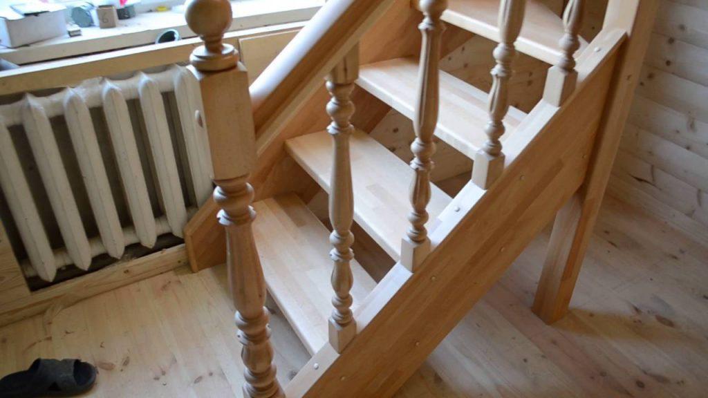 Балясины для лестницы в Екатеринбурге - Treelogia
