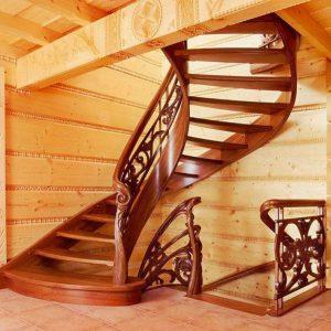 Изготовление винтовых лестниц под заказ