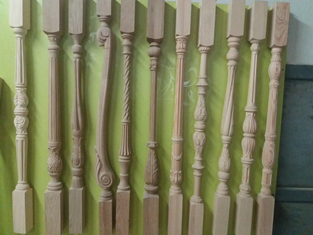 Балясины для лестницы купить в Екатеринбурге - Treelogia